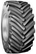 TR-137 Heavy Duty Farm Tractor Tires